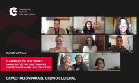 El CFCE Antigua abre espacio formativo virtual para capacitar a profesionales del sector creativo y cultural